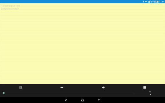 Techo Note (memo /sticky note) screenshot 6
