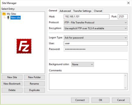 FTP Server via Wi-Fi - BrowseFTP apk screenshot