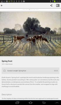 Art Gallery of New South Wales apk screenshot
