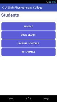 C. U. Shah Physiotherapy College screenshot 3