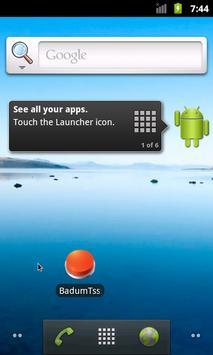 Badum Tsss - Solo Button apk screenshot