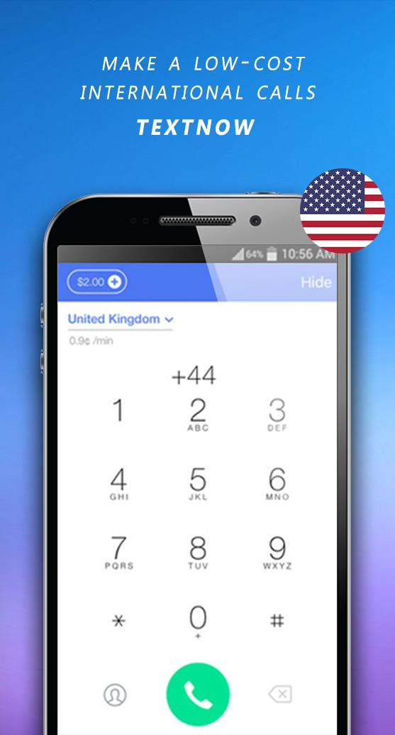Text Now Text free + Calls for Android - APK Download