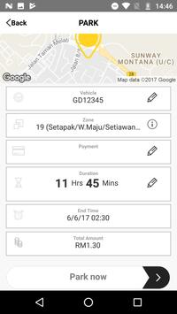 WayToPark apk screenshot