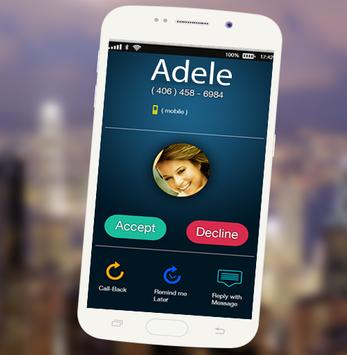 Call Prank from adele screenshot 2