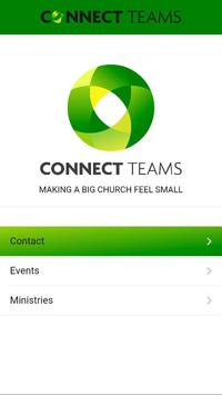 Calvary Connect Teams poster
