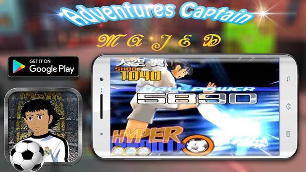 Captain Majid Adventures Tsubasa screenshot 1