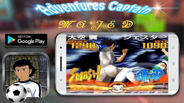Captain Majid Adventures Tsubasa screenshot 2