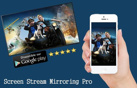 Assistant Screen Mirroring Pro 2017 poster
