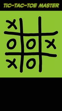 Tic-Tac-Toe Master screenshot 1