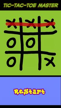 Tic-Tac-Toe Master screenshot 2