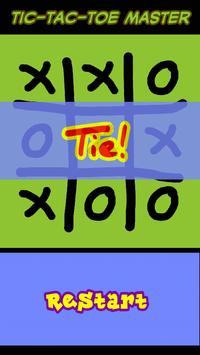 Tic-Tac-Toe Master screenshot 3