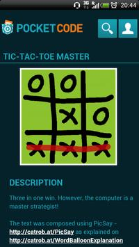 Tic-Tac-Toe Master screenshot 6
