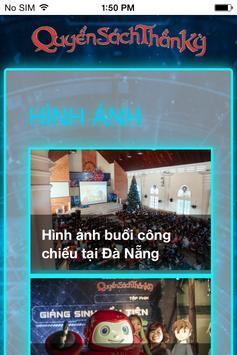 Quyển Sách Thần Kỳ apk screenshot