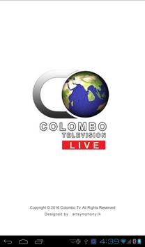 Colombo TV LIVE poster