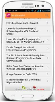 Venture Career apk screenshot