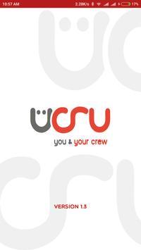 UCRU poster