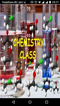 Chemistry Class Notes poster