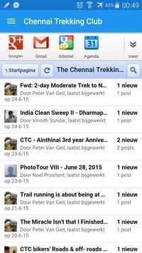 Chennai Trekking Club apk screenshot