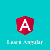 Learn Angular : A Tutorial App icon