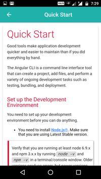 Learn Angular : A Tutorial App screenshot 2