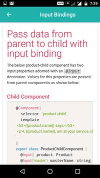 Learn Angular : A Tutorial App screenshot 3