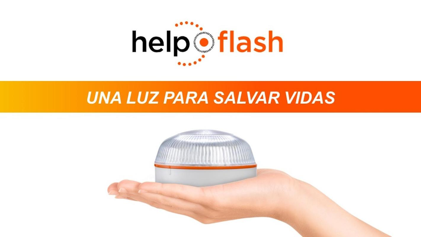 help-flash Poster