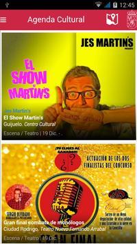 Agenda Cultural de Salamanca poster