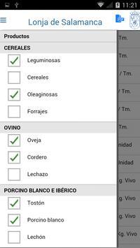 Lonja de Salamanca apk screenshot
