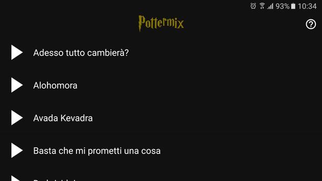 Pottermix screenshot 1
