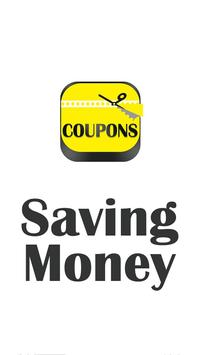 Coupons for Dollar General poster