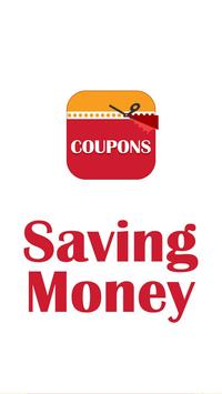 Coupon for Family Dollar Store poster