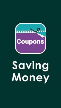Coupons for Joann Fabrics poster