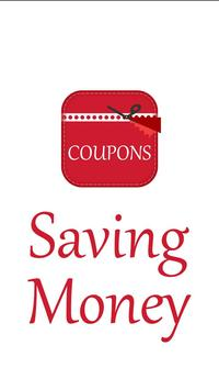 Coupons for Michaels Store poster