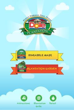 DOLE PLANTATION JAP poster