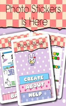 Photo Sticker poster