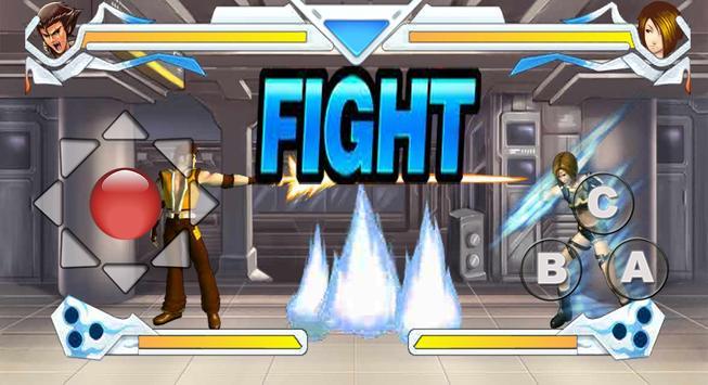 Street Fighting Rage screenshot 1