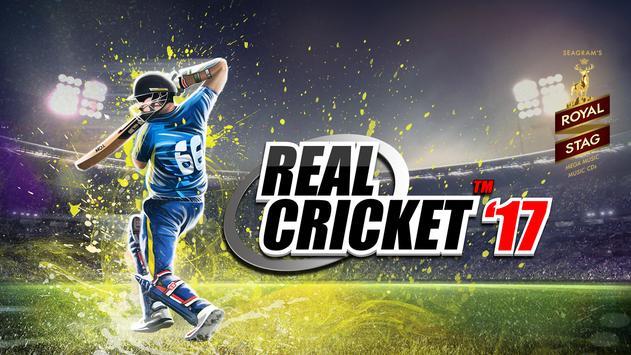 Real Cricket™ 17 पोस्टर