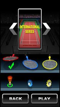 Badminton Racket Sport apk screenshot