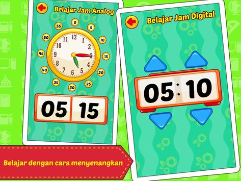 Belajar Jam & Waktu screenshot 11