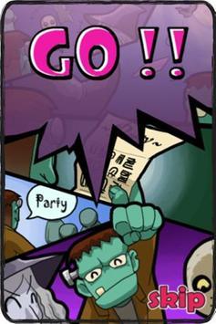 Monster Party apk screenshot