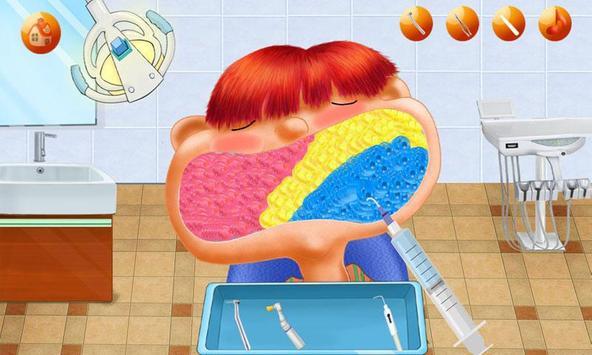 Mad Dentist:Teeth Game Dental Hospital-Kids Doctor screenshot 2