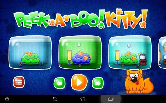 Peek-A-Boo! Kitty! screenshot 16