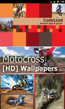Motocross [HD] Wallpapers poster