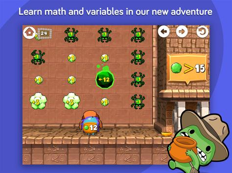 codeSpark Academy & The Foos apk screenshot