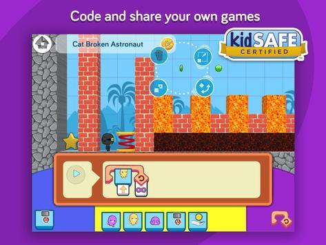 codeSpark Academy & The Foos apk screenshot