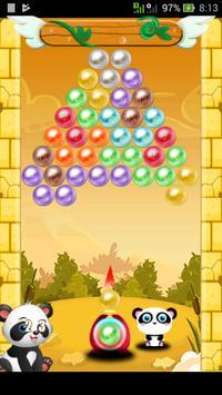 Bubble Panda Pop 2 poster