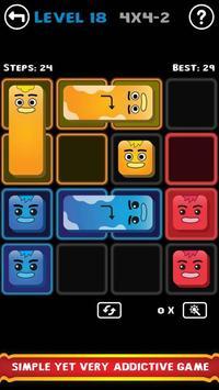 Cubie Block poster