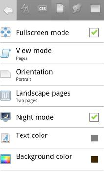 Cool Reader screenshot 5