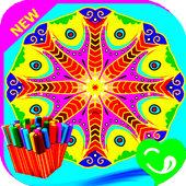 Coloring Book & Adult icon
