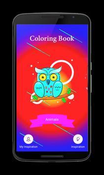 Coloring Book & Adult screenshot 1